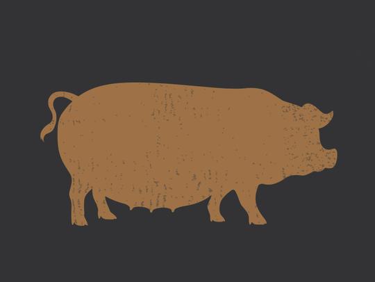 Red Hog logo