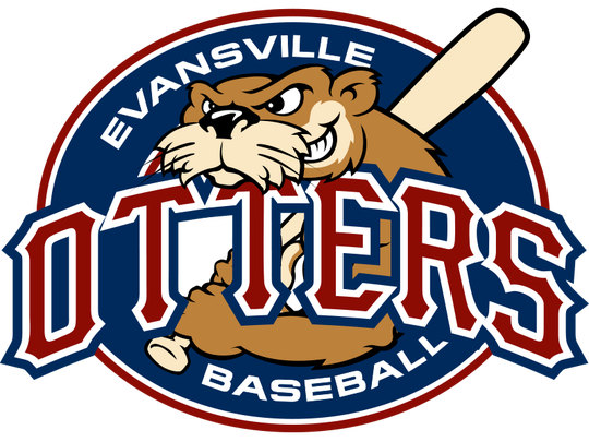 Evansville Otters logo