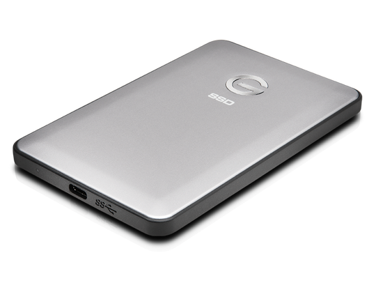 Portable SSD storage is a great accessory for laptop