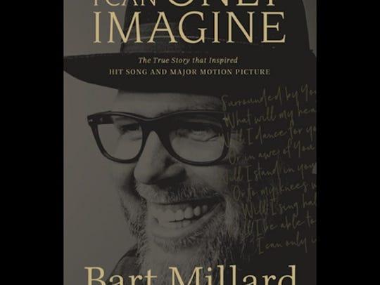 "Bart Millard, lead singer of MercyMe, released ""I Can"