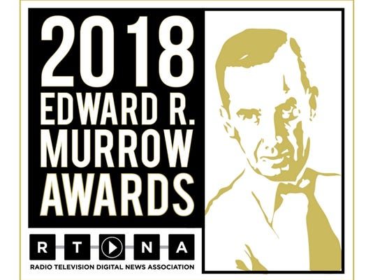 Edward R. Murrow Awards logo