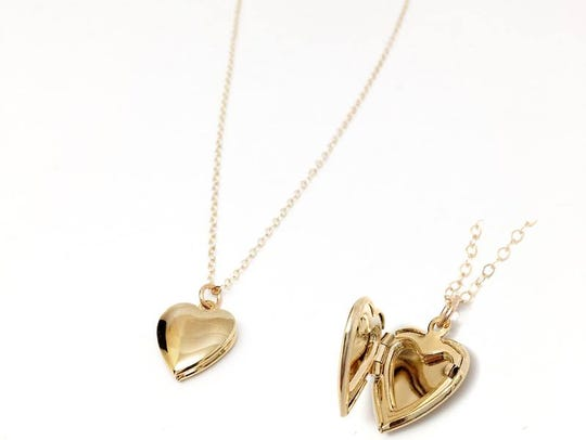 locket necklace from Fahsye for $21