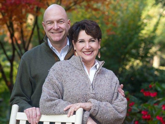 David and Susan Belcher