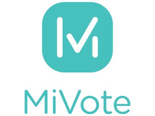 MiVote logo