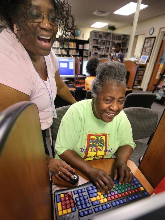 01-Community Center Library Renovations