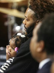 Mark Carroway, father of the two girls killed in a