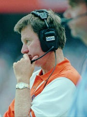 Steve Spurrier in 1997
