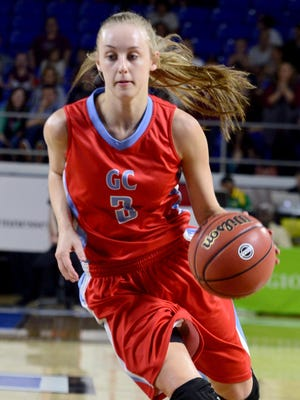 Gibson County's Erin Lannom and the Lady Pioneers reached the Class A state championship game.
