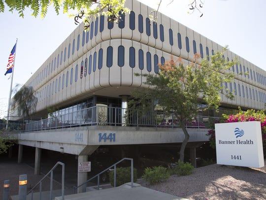 Banner-University Medical Center Phoenix is under renovation.