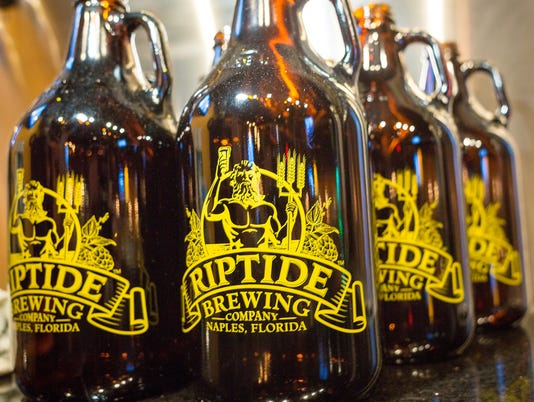 Riptide growlers
