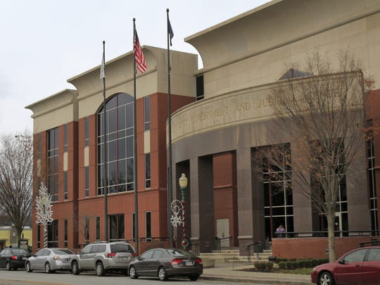The Hamilton County Commissioners want to build a three-story addition to the Hamilton County Government and Judicial Center in downtown Noblesville.