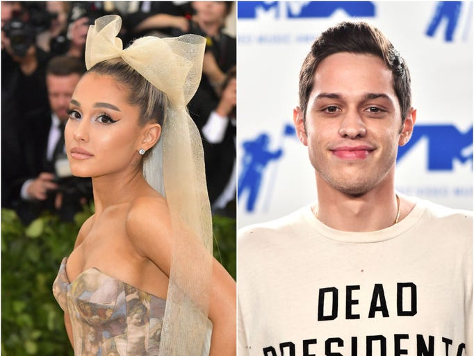 Reports are swirling that singer Ariana Grande and