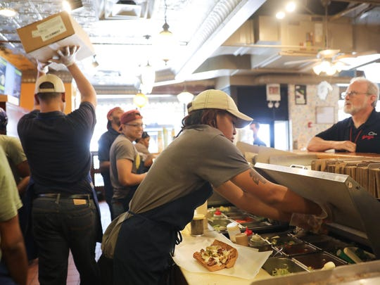 Potbelly seeks to turn around its flagging fortunes with new store designs, a franchise expansion and a lot of soul-searching