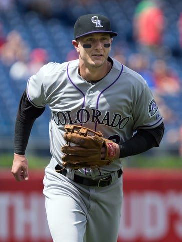 Troy Tulowitzki is considered the best overall shortstop