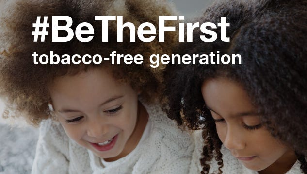 CVS Health launched a $50 million, 5-year campaign called Be The First to fight smoking among young people.