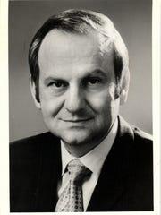 Lee Iacocca, circa 1977.