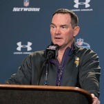 Mike Zimmer says relationship with Adrian Peterson 'is still there'