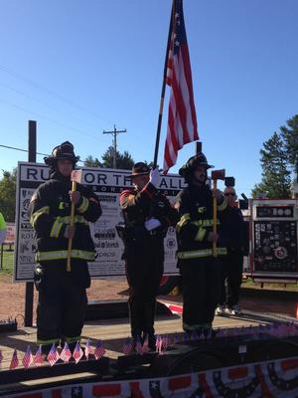 """The Kronenwetter Fire Department's """"Run for the Fallen"""""""