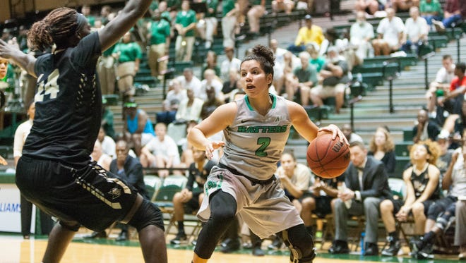 Stetson freshman guard McKenna Beach, a Cape Coral High product, was named the Atlantic Sun Conference newcomer of the week Monday.