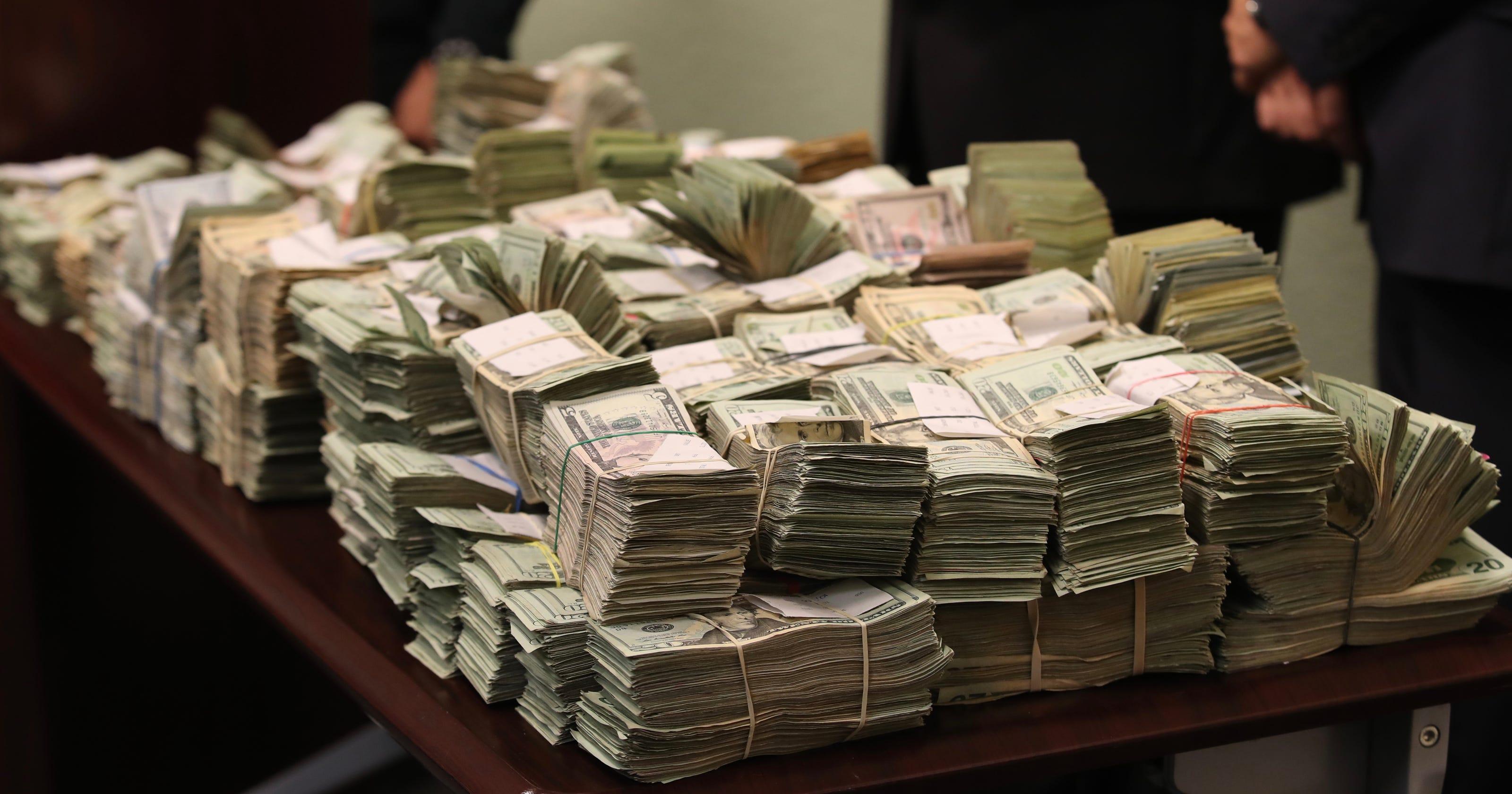 Mississippi Town Misspent 500k In Seized Drug Money