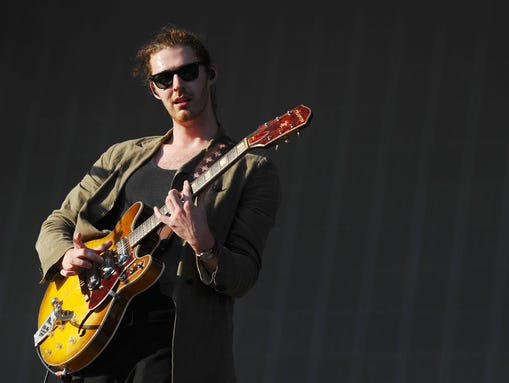 Hozier's video for 'Take Me to Church' decried homophobic