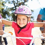 Family bike rides, walks and group sports keep everyone more active.