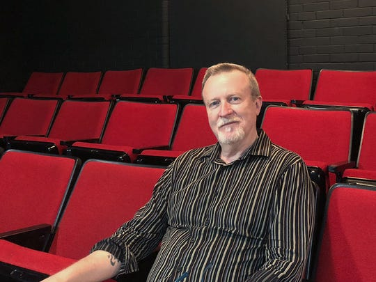 Tim Gleason, founder and artistic director of KNOW Theatre in Binghamton.