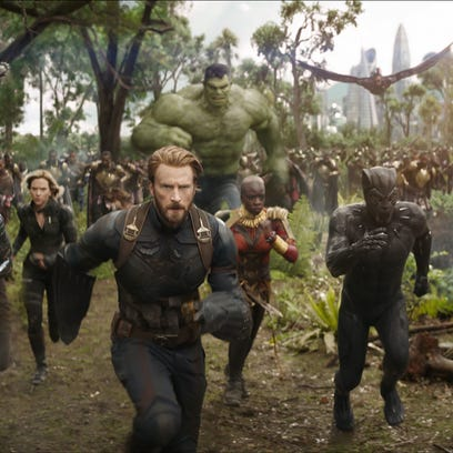 'Avengers: Infinity War': Too many heroes, not enough story