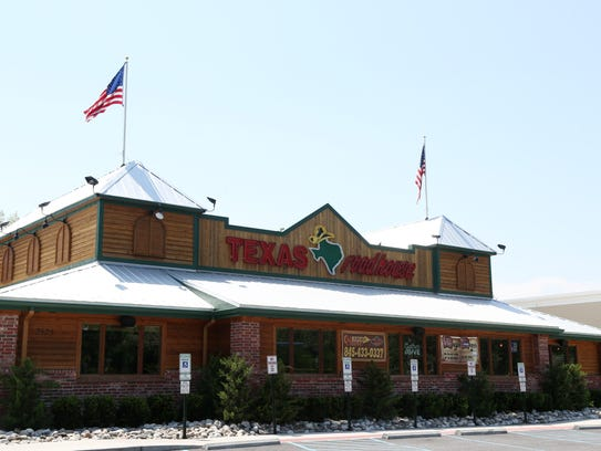 Texas Road House in the Town of Poughkeepsie on May