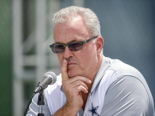 Dallas Cowboys Executive Vice President Stephen Jones
