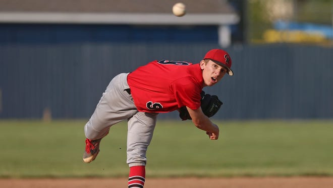 Blake Malatestinic of Cardinal Ritter was named City Player of the Year