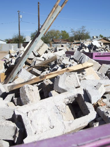 Peoria is enforcing city codes on what it deems vacant, abandoned and unsafe buildings. The city flagged 14  structures; nine in the city's original town site in 2016. Two commercial buildings and two homes still stand, but the others were razed. Here's a look at each.