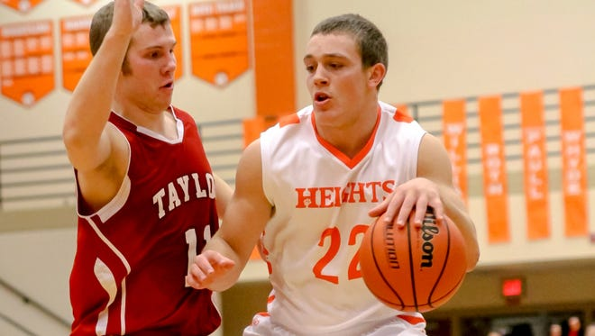 Hamilton Heights guard Grant Weatherford verbally committed to Purdue.