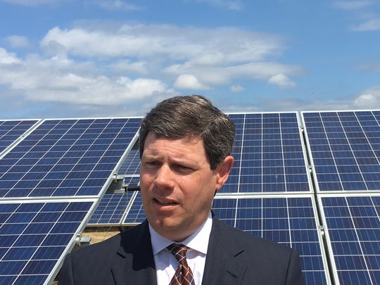 Mississippi Power President Anthony Wilson talks about