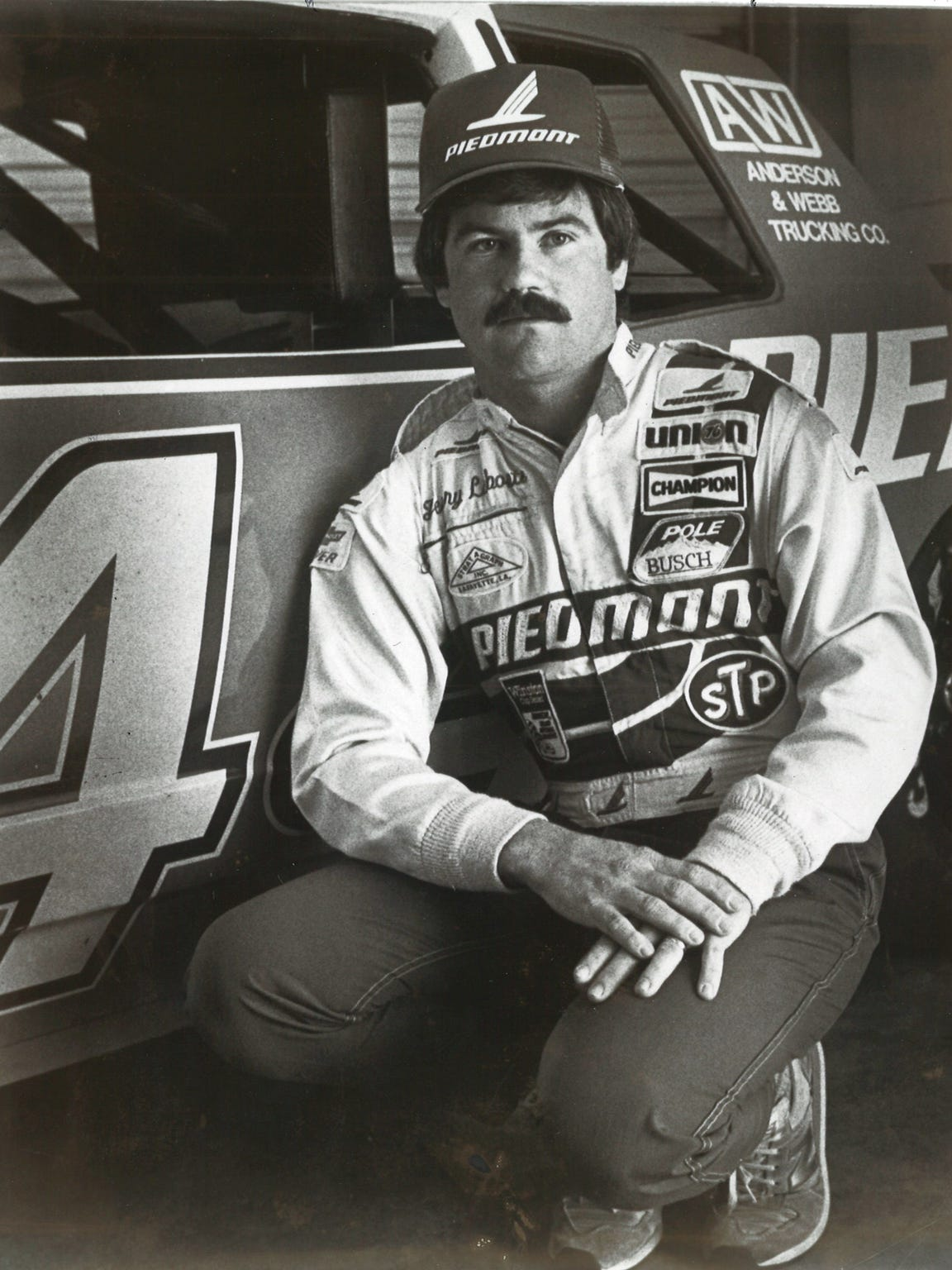 Terry Labonte in undated photo.