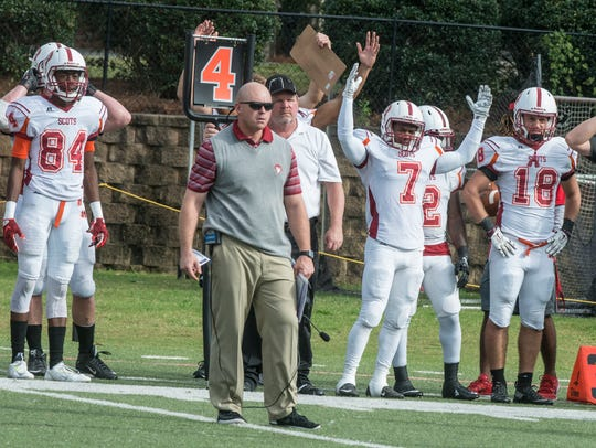 The Huntingdon Hawks took a 38-14 win at home over