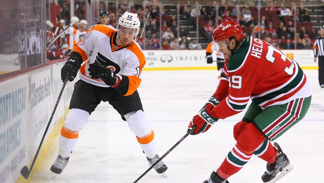 The Flyers will play the Devils, Rangers, Bruins and Islanders as part of their eight-game preseason schedule.