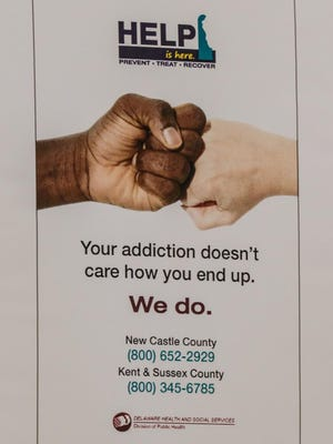 Delawareans struggling with addiction will have four new residential treatment facilities in New Castle and Kent counties by April.