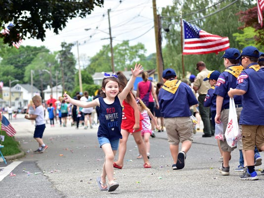 Pompton Lakes Memorial Day Parade standalone pix
