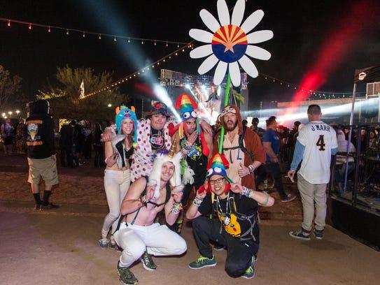 The Global Dance Festival returns Nov. 19 to Rawhide