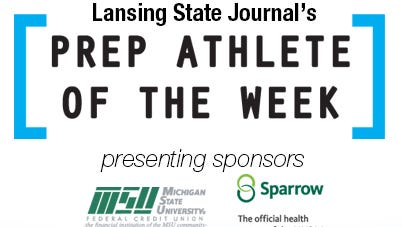Pick the latest Lansing State Journal athlete of the week winner.