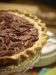 Because the filling of sugar pies can be very soft, the pecans play an important textural role. These nuts can be added whole, chopped or a combination of both.