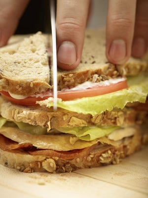 Leftover turkey sandwiches are tradition the day after Thanksgiving.