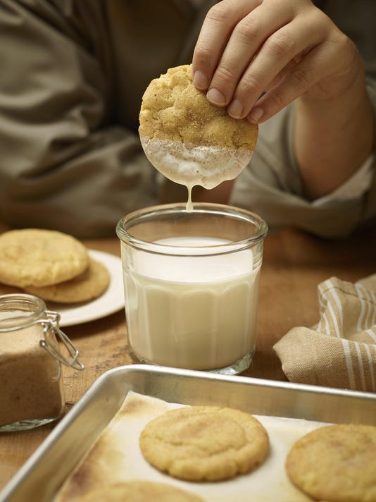 Food Culinary Institute of America Snickerdoodles