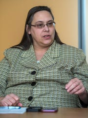 Lisa Menard, acting Commissioner of the Vermont Department