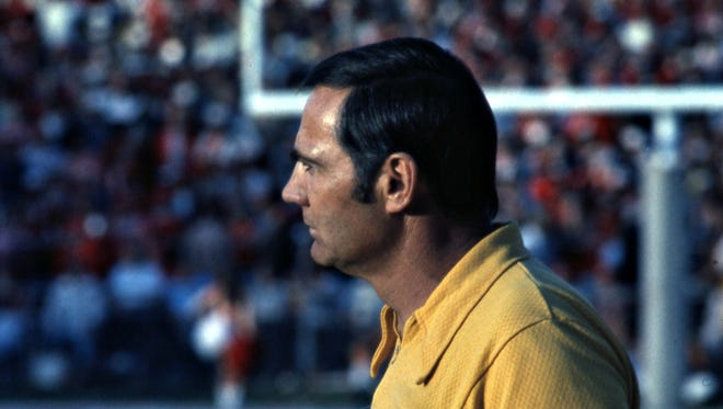 Frank Kush's ASU teams made the Western Athletic Conference relevant nationally
