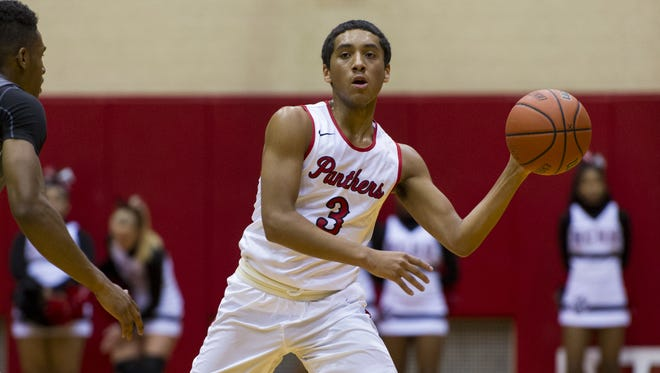 North Central junior Mateo Rivera (3) has been an under-the-radar standout for the Panthers this season.