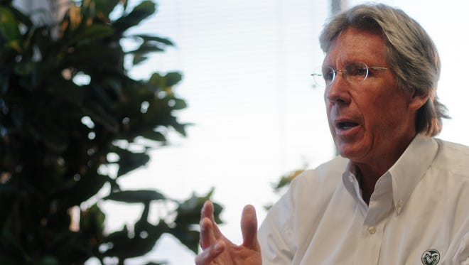 Former CSU athletic director Jack Graham said Friday he has decided to enter the race for Michael Bennet's U.S. Senate seat. Graham will run as a Republican.