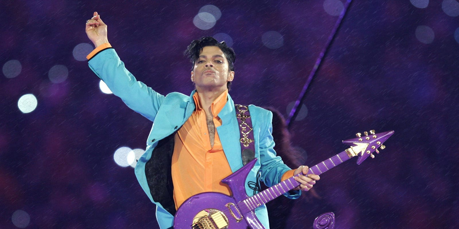 Hear Prince's unreleased song 'Deliverance,' from a new six