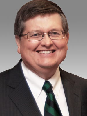 Dr. Daniel Edney is a Vicksburg physician specializing in internal medicine and president of the Mississippi State Medical Association.